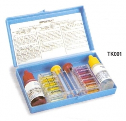 Water Test Kit Complete Set 4